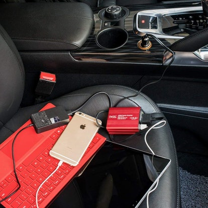 Foval USB and AC Car Charger