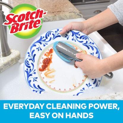 Scotch-Brite Non-Scratch Advanced Soap Control Dishwand