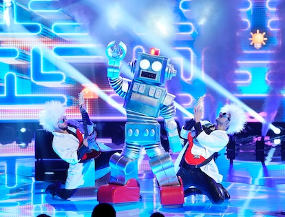 The Robot in The Masked Singer Season 3.