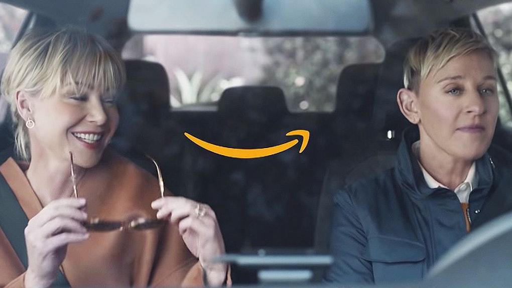 Amazon's 2020 Super Bowl Commercial