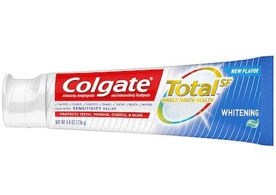 Colgate Total Whitening Toothpaste Gel (2 Pack)