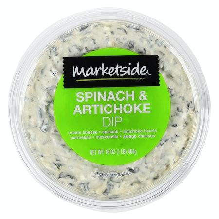 Marketside Spinach & Artichoke Dip