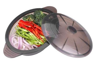 EuChoiz Microwave Steamer