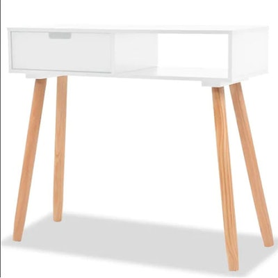 Solid Pinewood Console Table