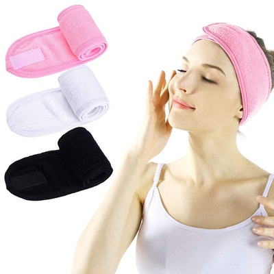 LADES Spa Headband (3-Pack)