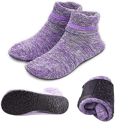 Non-slip Fuzzy Slipper Socks