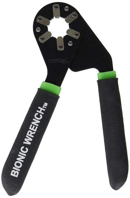 6 Inch Bionic Adjustable Wrench by LoggerHead Tools