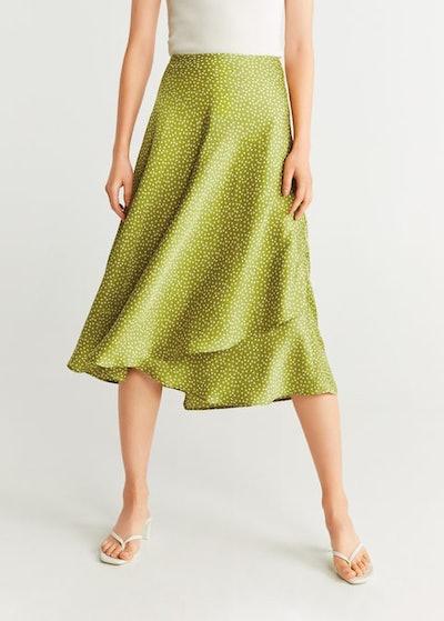 Polka Dot Dress Mini