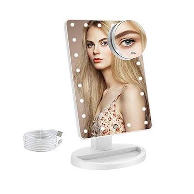 COSMIRROR Lighted Makeup Vanity Mirror