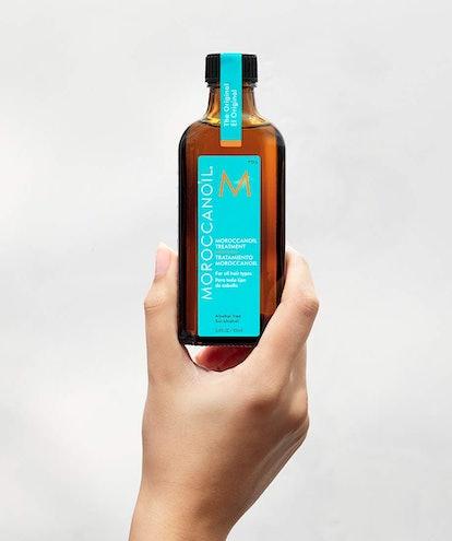 Moroccan Oil Treatment