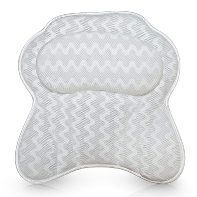 Bath Haven Ergonomic Bath Pillow