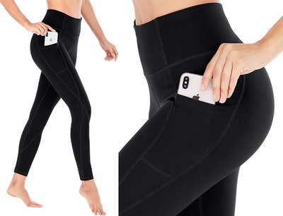 Heathyoga Extra Soft Leggings with Pockets