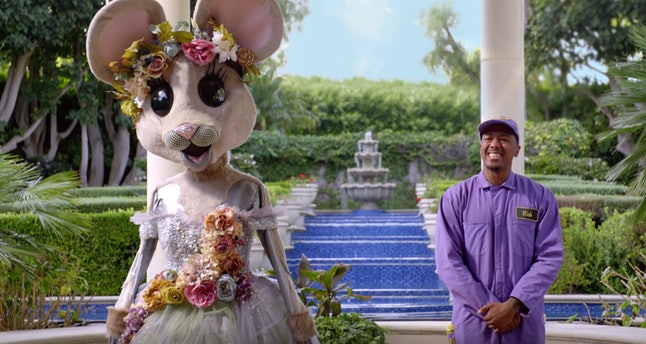 The Mouse in The Masked Singer Season 3.