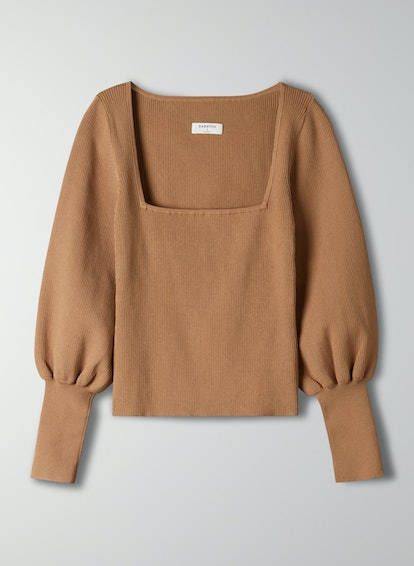 Gideon Sculpt Knit Sweater