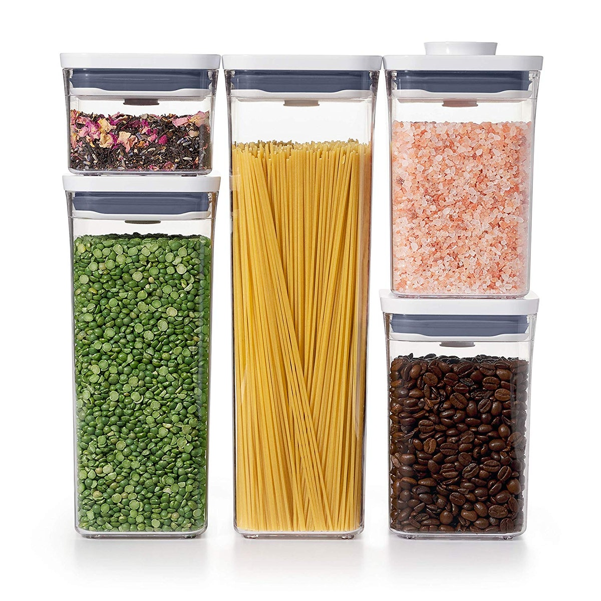 OXO Good Grips POP Container Set (5-Piece)