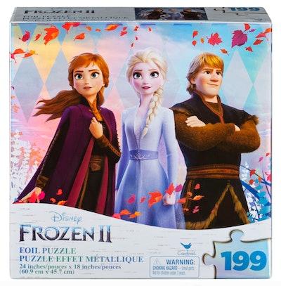 Disney Frozen 2 199-Piece Foil Puzzle