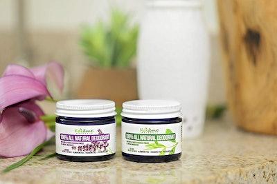 Naturally Sourced Organic . Deodorant