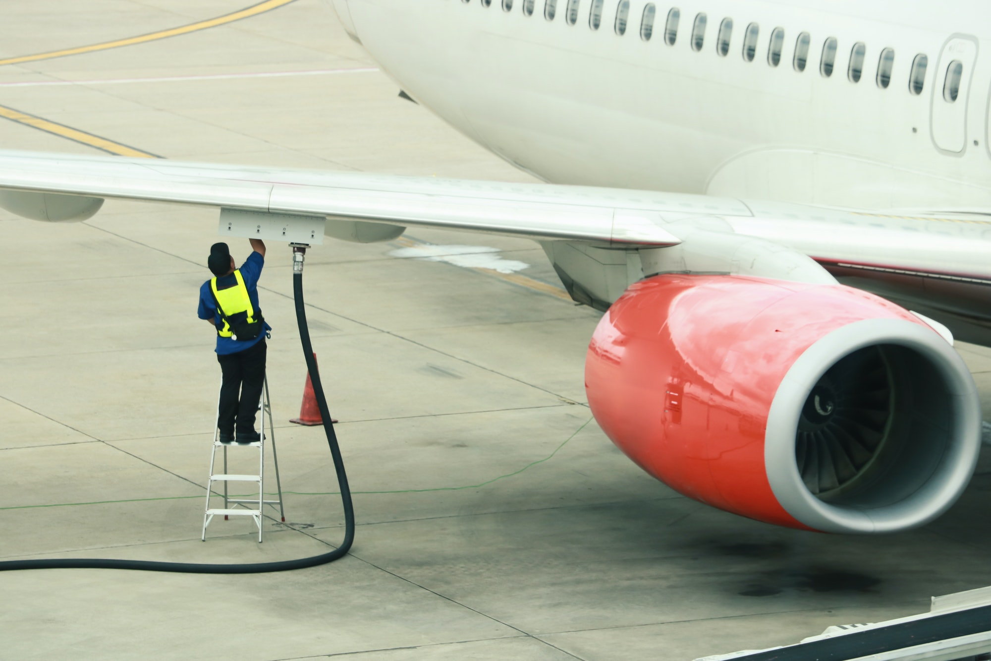 Airplane Fueling