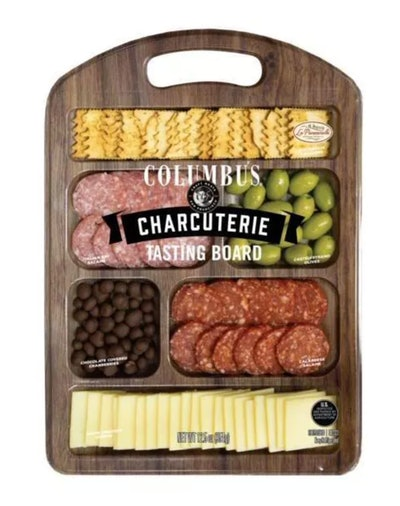 Columbus Charcuterie Tasting Board