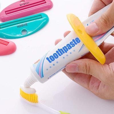 Koogel Toothpaste Squeezer (4-Pack)