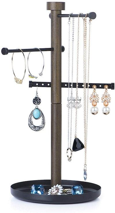 SRIWATANA Jewelry Tree Stand