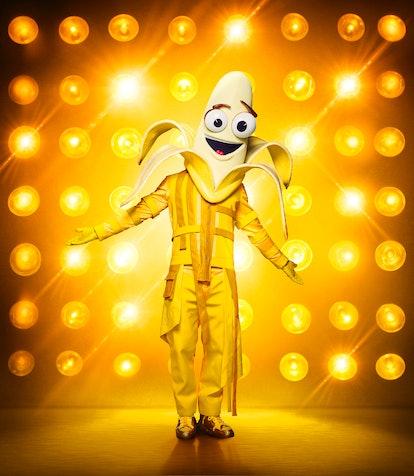 The Banana in The Masked Singer Season 3.