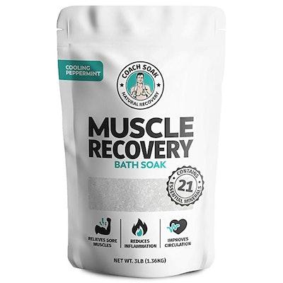 Coach Soak: Muscle Recovery Bath Soak