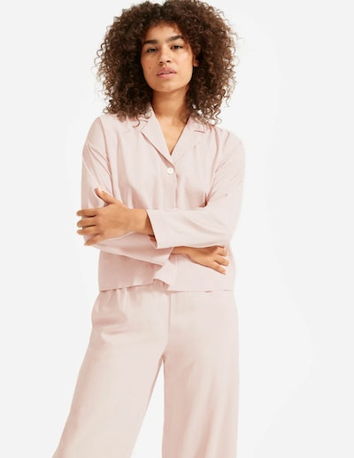 Washable Silk Pajama Set