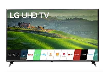 "LG - 65"" Class - LED - UM6900PUA Series - 2160p - Smart - 4K UHD TV with HDR"