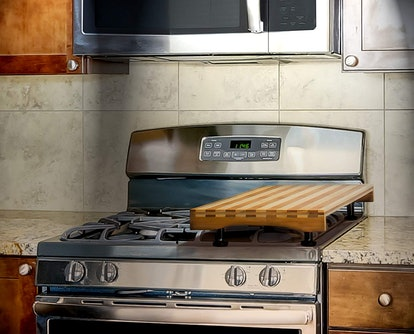 Prosumer's Choice Dual-Purpose Stove Top Cover