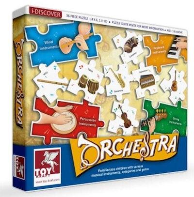 Toykraft Orchestra 36 Piece Jigsaw Puzzle Set