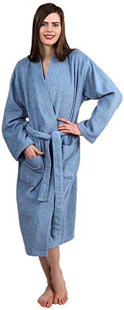 TowelSelections Turkish Cotton Women's Robe