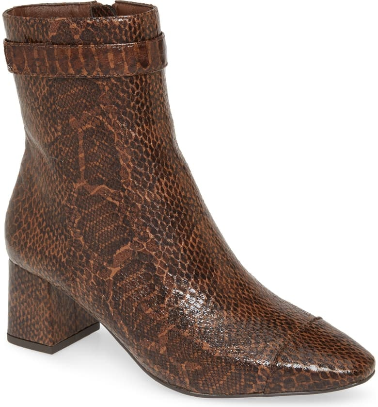 12 Affordable Snakeskin Boots You Can