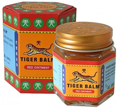 Tiger Balm Red Extra-Strength Herbal Rub (30 Grams)
