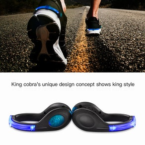 SLDHR LED Shoes Clip Lights