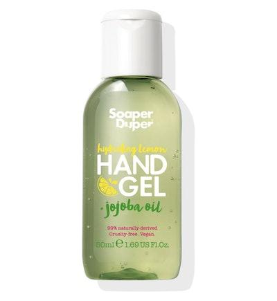 Soaper Duper Hydrating Lemon Hand Gel