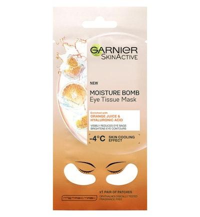 Garnier Moisture Bomb Eye Tissue Mask