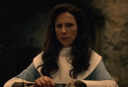Sister Agatha in Dracula on BBC One