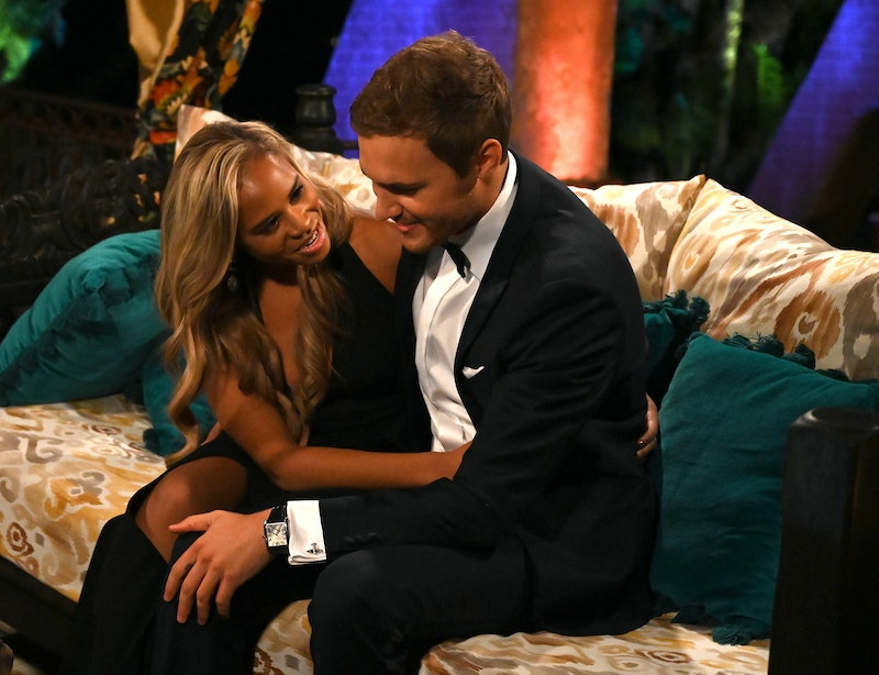 Kiarra Norman is one of Peter's Bachelor contestants.