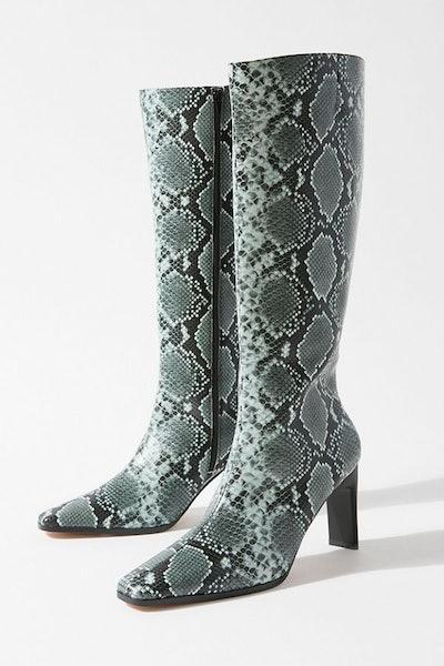 Mila Heeled Tall Boot