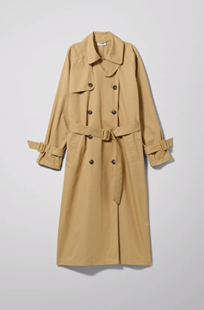 Isa Trench Coat