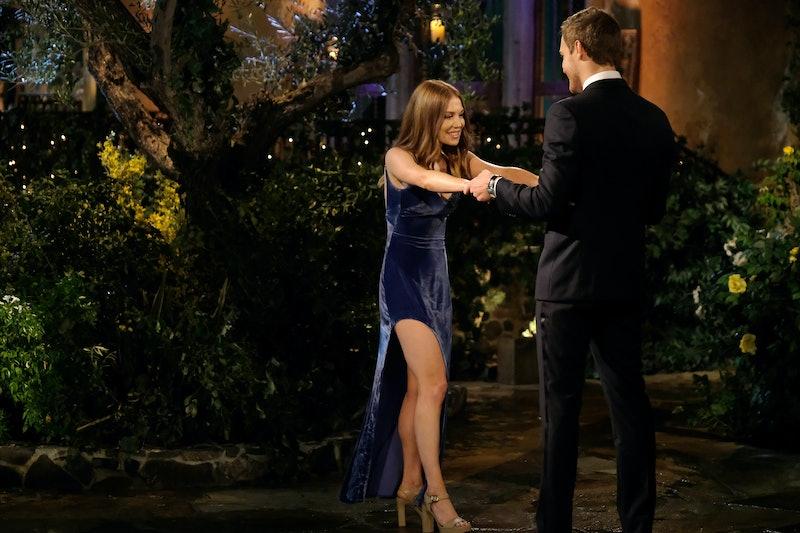 Lexi Buchanan could go far on The Bachelor.