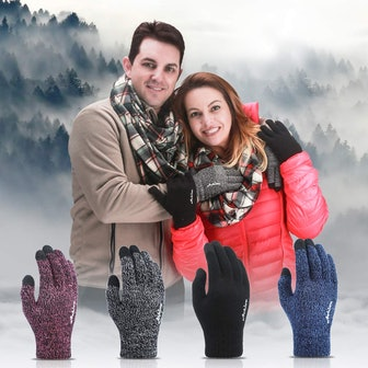 Achiou Winter Touchscreen Gloves