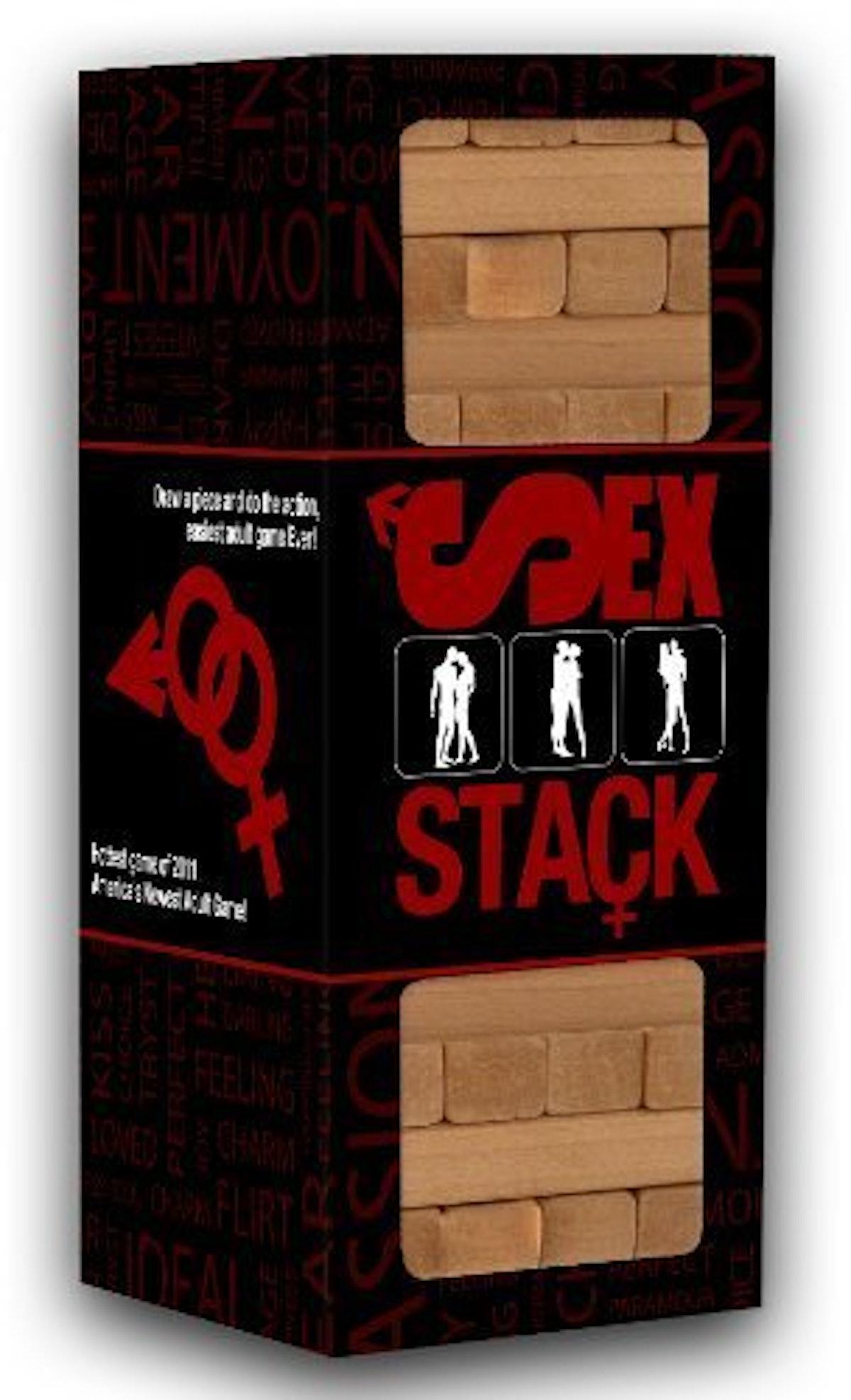 3DP Fusion, Inc. Sex Stack