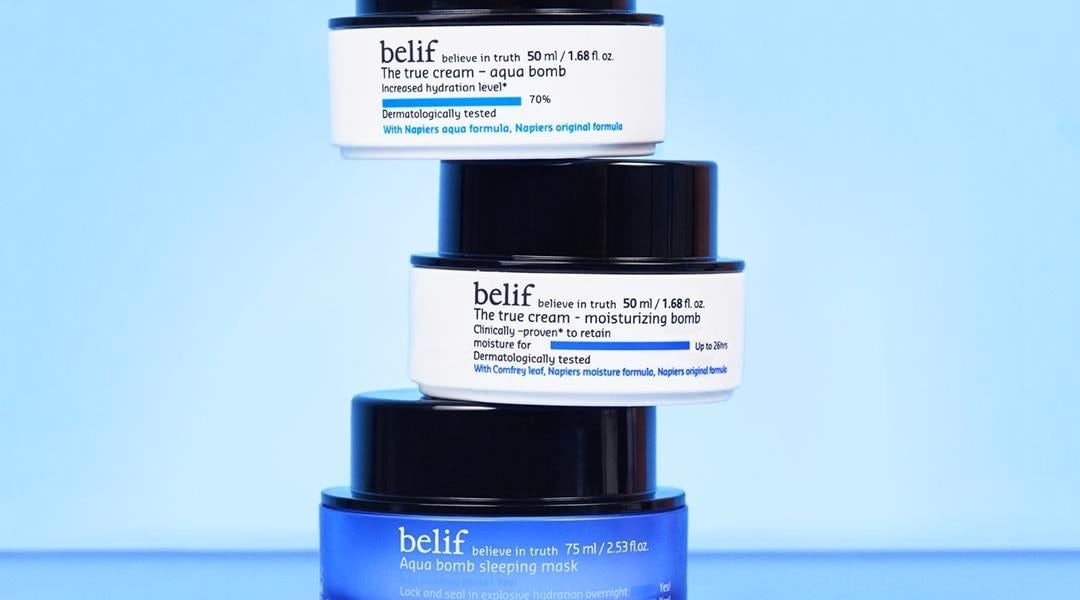 belif is available at Ulta so you can get the bestselling hydrating products easier than ever.