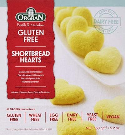 Orgran Shortbread Hearts