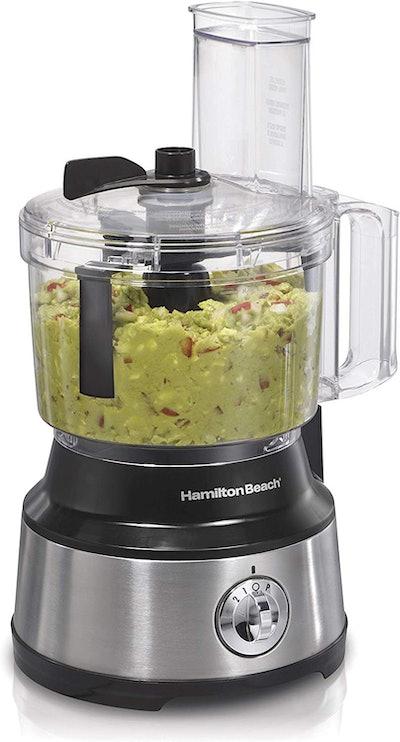 Hamilton Beach 10-Cup Food Processor & Vegetable Chopper