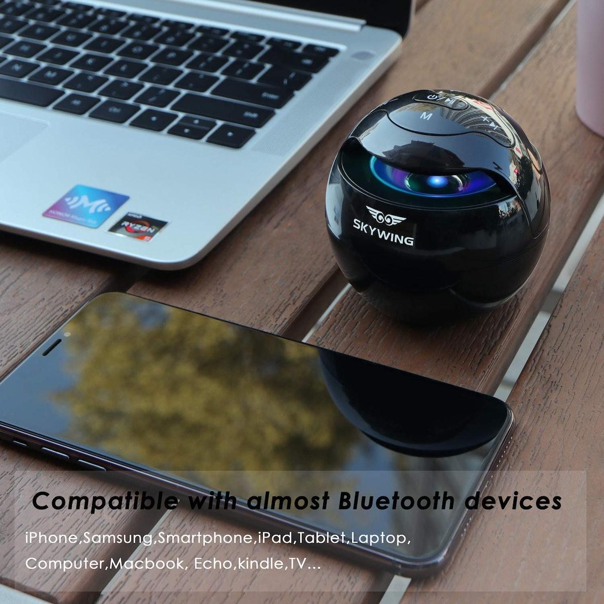 SKYWING Portable Bluetooth Speaker
