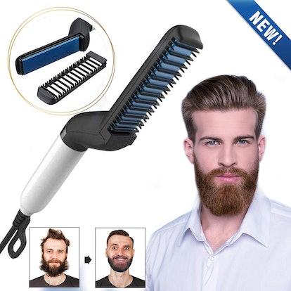 Cutie Academy Electric Beard Straightener