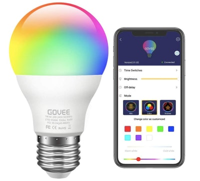 Govee Smart LED Lightbulb